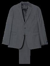 Bild von Anzug 2-teilig im Comfort Fit mit Micro-Muster