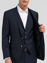 Bild von Anzug 3-teilig mit Karo