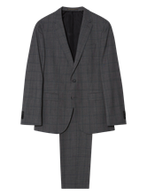 Image sur Costume 2 pièces à carreaux