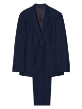 Image sur Costume 2 pièces à rayures