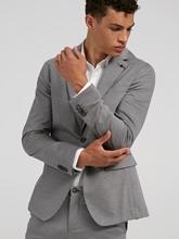Bild von Anzug 2-teilig in melierter Optik