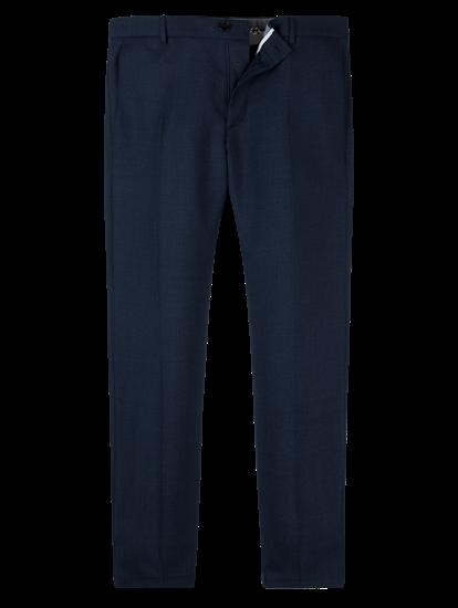 Image sur Pantalon business Shaped Fit moucheté