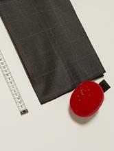 Image sur Costume 2-pièces motif à carreaux