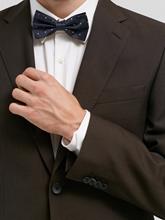 Bild von Anzug 2-teilig mit Micro-Karo