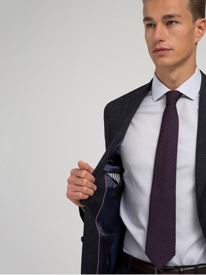 Bild von Anzug 2-teilig im Slim Fit mit Struktur