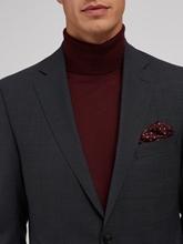 Bild von Anzug 2-teilig im Shaped Fit mit Micro-Muster