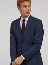 Bild von Anzug 2-teilig im Regular Fit mit leichtem Karo