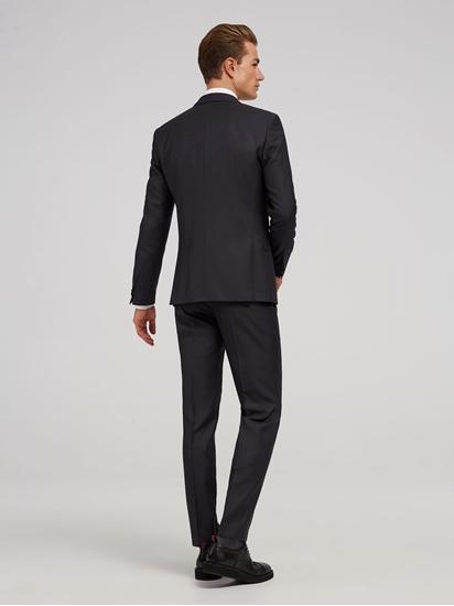 Bild von Anzug im Extra Slim-Fit mit Micro-Muster