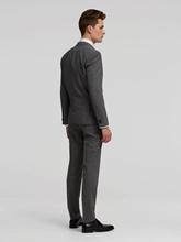 Bild von Anzug 3-teilig im Extra Slim Fit mit Karo