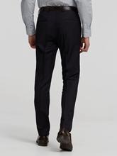 Bild von Business Hose im Regular Fit mit Streifen