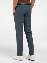 Image sur Pantalon Slim Fit à micro-motif