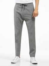 Image sur Pantalon Slim Fit à rayures