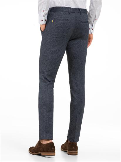 Image sur Pantalon texturé