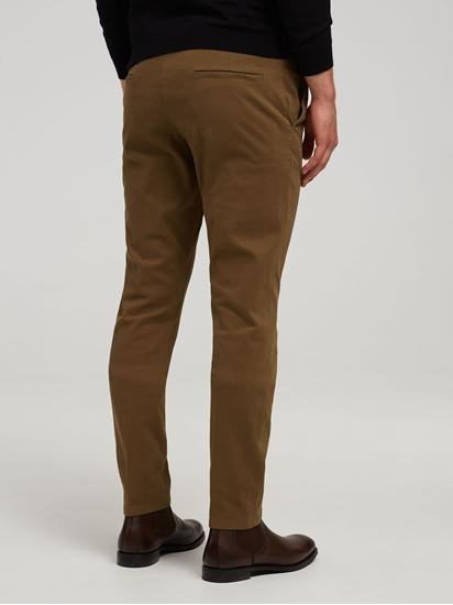 Image sur Pantalon chino Skinny Fit texturé