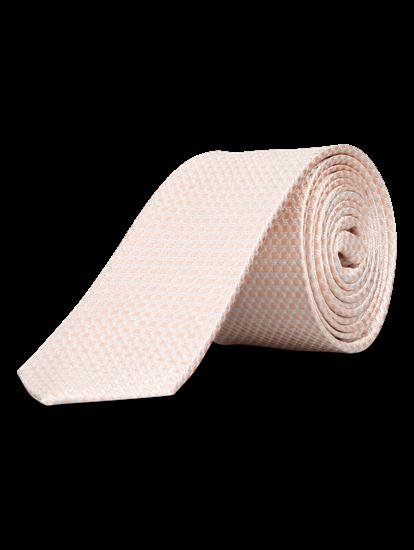 Image sur Cravate avec micro imprimé