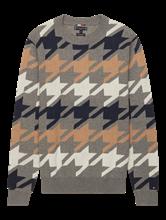 Image sur Pullover motif pied-de-poule