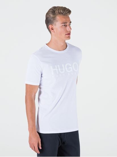 Image sur T-shirt avec impression du logo