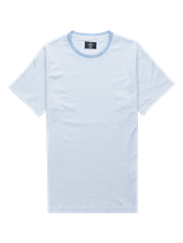 Bild von T-Shirt im Classic Fit in melierter Optik