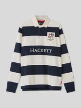 Bild von Rugby Shirt mit Logo