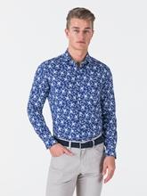 Bild von Hemd mit Blumen-Print
