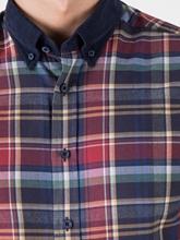 Image sur Chemise Slim Fit  à carreaux