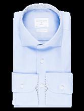 Image sur Chemise avec col doublé et motif à chevrons