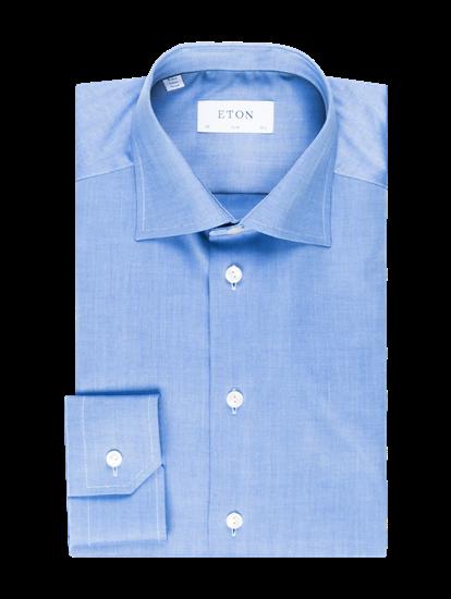 Image sur Chemise Slim Fit avec motifs à chevrons