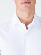 Image sur Chemise Regular Fit texturée