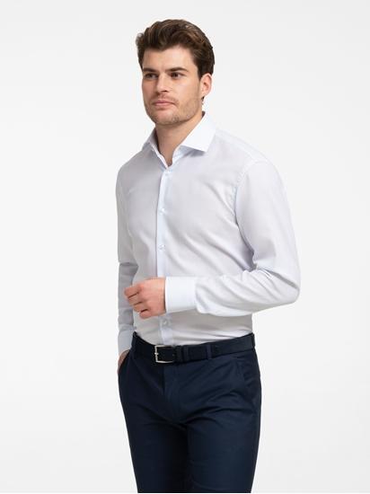Bild von Hemd im Regular Fit mit Micro-Muster