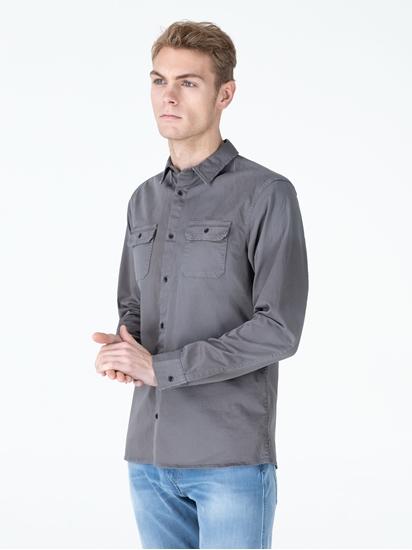 Bild von Hemd mit Brusttaschen