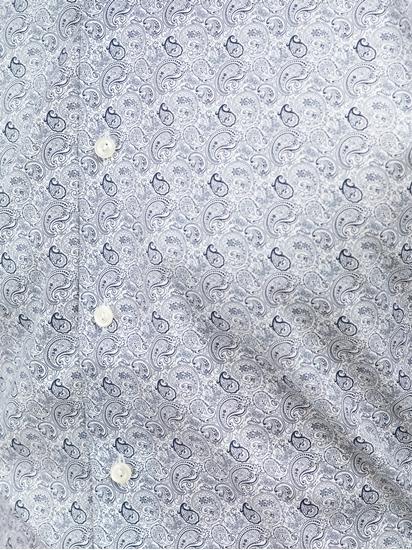 Image sur Chemise Slim Fit  imprimé Paisley