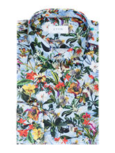Bild von Hemd im Classic Fit mit Blumen-Print