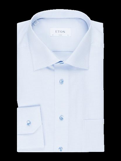 Bild von Hemd im Classic Fit mit Micro-Muster