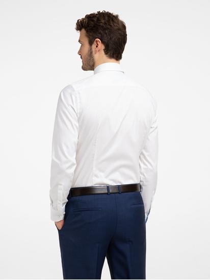 Bild von Hemd mit Ausputz im Slim Fit