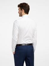 Image sur Hemd mit Ausputz im Slim Fit