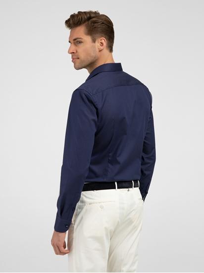 Bild von Hemd im Slim Fit mit Micro-Punkten