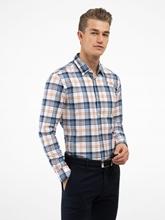 Bild von Hemd im Slim Fit mit Karo