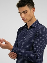 Image sur Chemise jersey imprimé CAMICIA