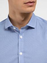 Image sur Hemd im Slim Fit mit Micro-Print