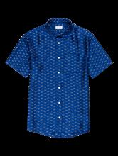 Bild von Hemd aus Seide mit Print
