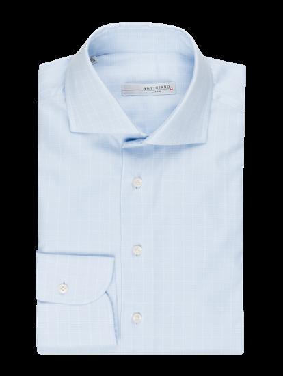 Bild von Hemd im Regular Fit mit Glencheck-Karo