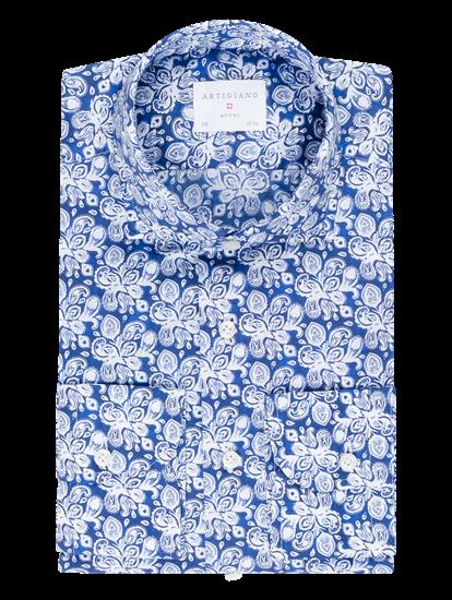 Bild von Hemd mit Paisley-Print