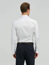Image sur Chemise à double col Super Slim Fit