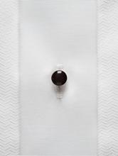 Image sur Chemise Slim Fit motif à chevrons