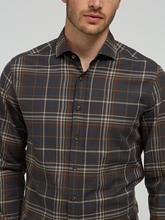 Bild von Hemd im Slim Fit mit Karo-Muster