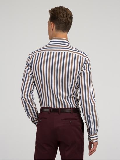 Image sur Chemise Slim Fit à rayures