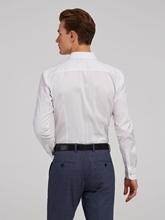 Image sur Chemise Slim Fit à double col