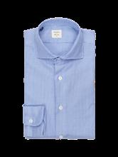 Image sur Hemd im Regular Fit mit Micro-Muster