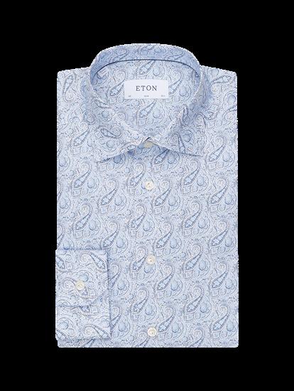 Bild von Hemd im Slim Fit mit Paisley-Muster