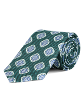Image sur Cravate imprimée